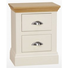 Coelo Bedroom Small 2 Drawer Bedside