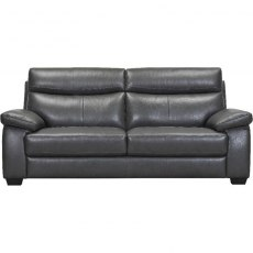 Brindisi 3 Seater Sofa in Stock Colour M/S 5002 Anthracite