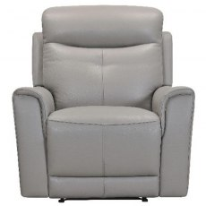 Modena Power Recliner Chair with Power Headrest and Lumbar  in Stock Colour H/S 6101 Mi