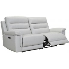 Marcia Power Recliner 3 seater Sofa in Stock Colour M/S3010 Dove