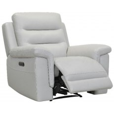 Marcia Power Recliner Chair in Stock Colour M/S3010 Dove