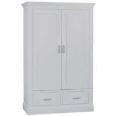 Coelo Bedroom With Painted Tops Ladies Wardrobe
