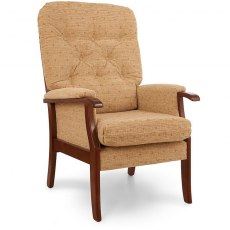 Fireside Chairs Radley High Back  High Seat Chair