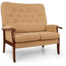 Fireside Chairs Radley High Back 2 Seater Sofa