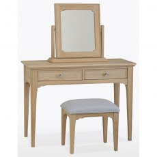 Stag New England Bedroom - Oak Dressing Table