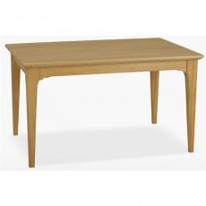 Stag New England Dining - Oak 135cm Fixed Table