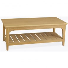 Stag New England Dining - Oak Coffee Table