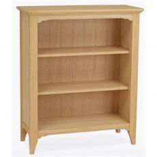 Stag New England Dining - Oak Small Bookcase