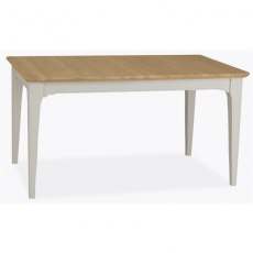 Stag New England Dining - Painted Oak 135 Fixed Table