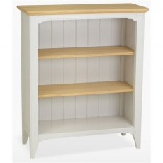 Stag New England Dining - Painted Oak Small Bookcase