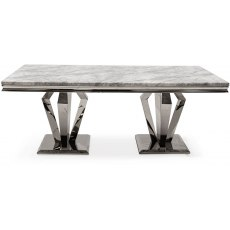 Arturo Dining Table Grey 1600