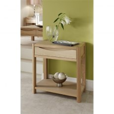 Malmo Hall Table 1 Drawer