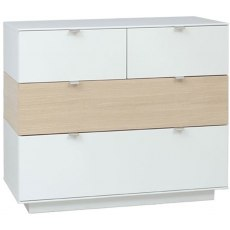 Vantage Chest of 4 Drawers (2+2)