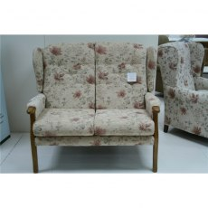 Jilly Wing Petite 2 Seater Sofa