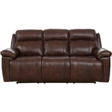 Denver 3 Seater Manual Recliner Sofa