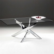 Cluster Rectangular Dining Table