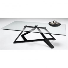 Constellation Coffee Table - Matt Black