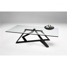 Constellation Coffee Table - Stainless Steel