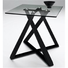 Constellation Lamp Table - Matt Black