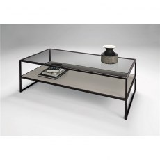Tribeca Coffee Table with Shelf