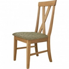 Windsor Dining - Oak Big Cross Chair