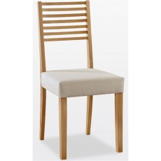 Windsor Dining - Oak Ladder Back Low Chair