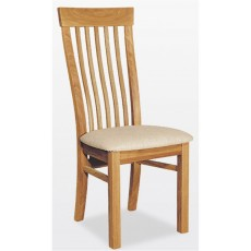 Windsor Dining - Oak Swell Chair