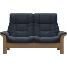 Buckingham High Back 2 Seater Sofa