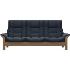Buckingham High Back 3 Seater Sofa