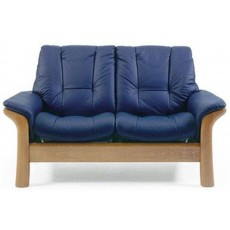 Windsor Low Back 2 Seater Sofa