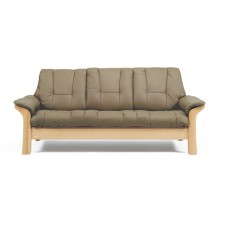Windsor Low Back 3 Seater Sofa