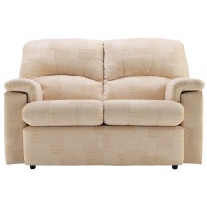 Chloe 2 Seater Power Action Recliner Sofa RHF