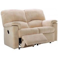 Chloe 2 Seater Recliner Sofa LHF