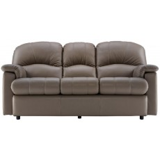 Chloe (Leather) 3 Seater Power Recliner Sofa Double