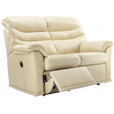 Malvern (Leather) 2 Seater Recliner LHF