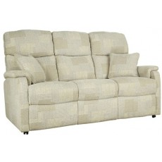 Hertford Standard Fixed 3 Seat Sofa