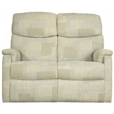 Hertford Standard Recliner 2 Seat Sofa Manual