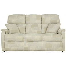 Hertford Standard Recliner 3 Seat Sofa Manual