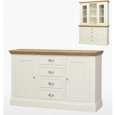 Coelo Dining Medium Centre Drawer Dresser Base