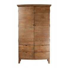 Barbuda Large Double Wardrobe