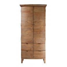 Barbuda Small Double Wardrobe