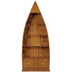 Shannon Office 4 Shelf Dinghy Bookcase
