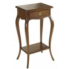 Mahogany Occasional Isabel Side Table