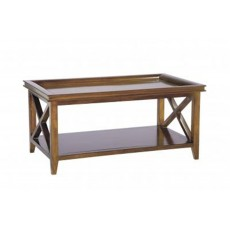 Mahogany Occasional Oxford Coffee Table
