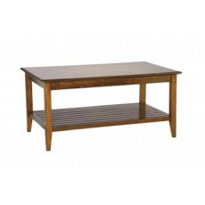 Mahogany Occasional Suffolk Coffee Table