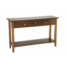 Mahogany Occasional Suffolk Console Table