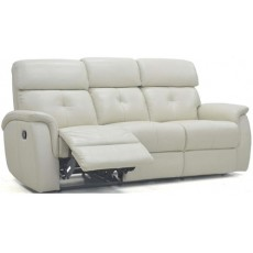 Bersted 3 Seater Manual Recliner Sofa