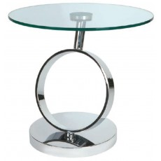 Glass collection Magic Lamp Table