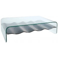Glass collection Ripple Coffee Table