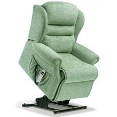 Ashford Small  Electric Lift Recliner - Dual Motor